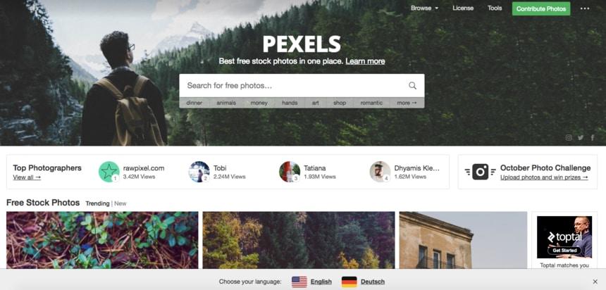 images libre de droit pexels