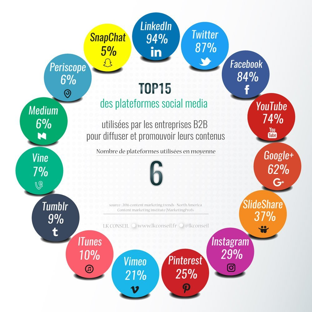 top-15-social-media-B2B_infographie