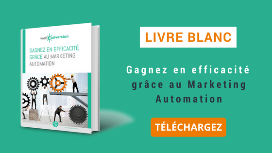 livre blanc marketing automation