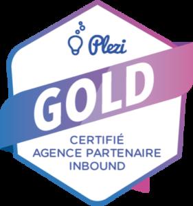 WebConversion agence partenaire Gold de Plezi