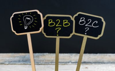 Differences marketing b2b b2c