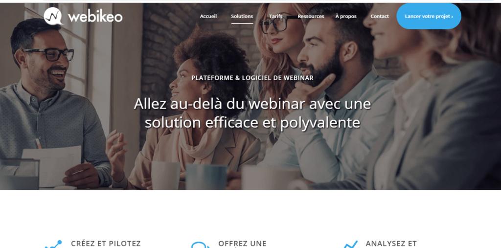 Webikeo webinar