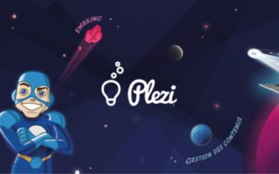 Plezi agence partenaire gold de WebConversion